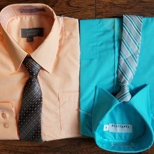 Dressing shirts